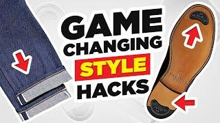 13 Game Changing Fashion Tips You're Missing in Your Life