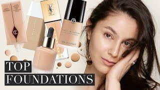 Top High End Foundations (for every occasion)