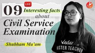 Interesting Facts About Civil Service Examination | How to Prepare for Civil Services? SST Vedantu