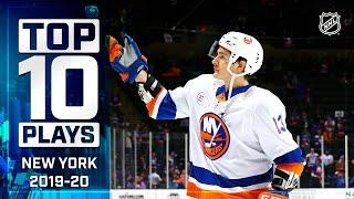 Top 10 Islanders Plays of 2019-20 ... Thus Far   NHL