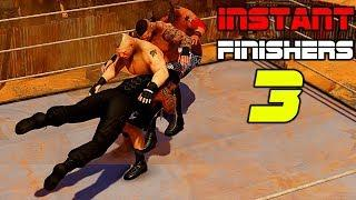WWE 2K20 Instant Finishers Part 3! Top 10