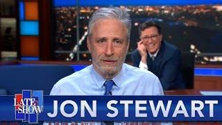 Jon Stewart On Vaccine Science And The Wuhan Lab Theory