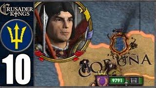 CK2: After the End - Old World #10 - Final Atlantis Plan! (Series A)