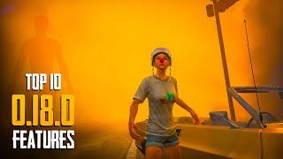 Top 10 Features of PUBG Mobile 0.18.0 New Update - Release Date and What's New on PUBG Mobile
