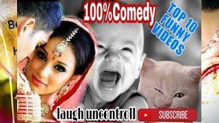 Top funny videos|India top funny videos|comedy videos|Hindi comedy|tiktok funny video|funnyhousewife