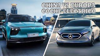 China vs Europa ⚡