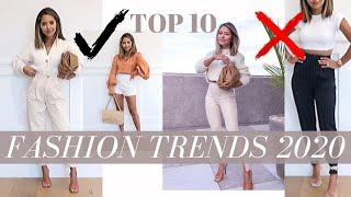 Top 10 Fashion Trends of 2020 That Are Practical & Wearable
