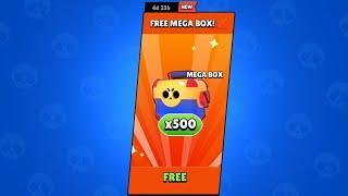 500 FREE MEGA BOXES