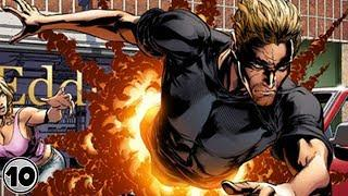 Top 10 Super Powers You Didn't Know Cannonball Had