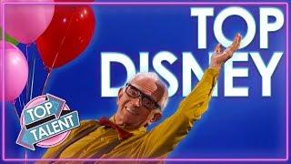 BREATHTAKING DISNEY Auditions On Got Talent, Idol And X Factor!   Top Talent
