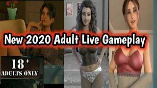 New Sex 2020 adult Game || 2020 Porn hot Gameplay !