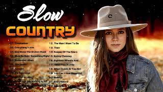 Favorite Slow Country SONGS Of All Time - Best Classic Country Songs With Slow Songs Playlist