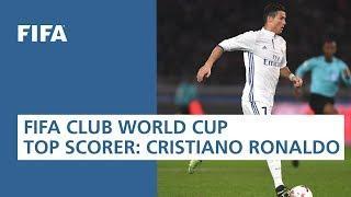 FIFA Club World Cup Top Scorer: Cristiano Ronaldo [2019]