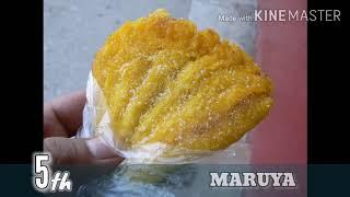 TOP 10 FAMOUS STREET FOOD You MUST TRY in the PHILIPPINES
