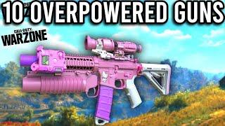 Warzone: Top 10 OVERPOWERED Loadout Setups To Use In Battle Royale!