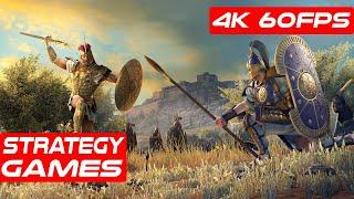 TOP 10 NEW STRATEGY Games Upcoming in 2020 | 4K 60FPS | PC, PS4, PS5, XBOX ONE, XSX, NS