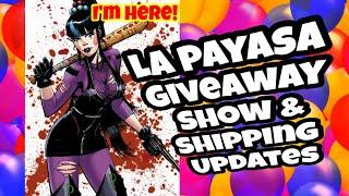 "LA PAYASA ""Prize Winners Show"" The Sickest Comic Book Has Arrived And That Is The Punchline"