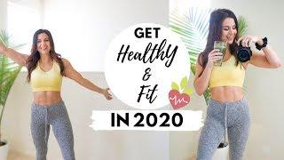 EASY WAYS TO START A HEALTHY AND FIT LIFESTYLE IN 2020! ASHLEY GAITA