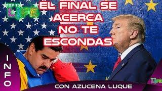 Nicolás Maduro pierde todas las batallas y Trump cada día más cerca