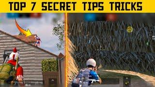 Top 7 Cool Tips And Tricks in Mobile Lite | Secret Place and Secret Location | New Tricks