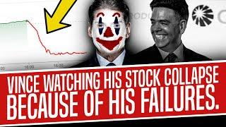 Vince McMahon FIRES Two WWE Co-Presidents & The WWE Stock Collapses | Off The Script 311 Part 2