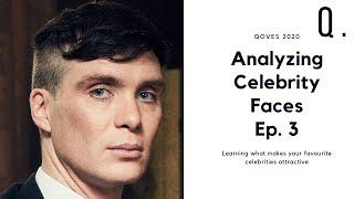 Analyzing Celebrity Faces Ep.  3 | Cillian Murphy