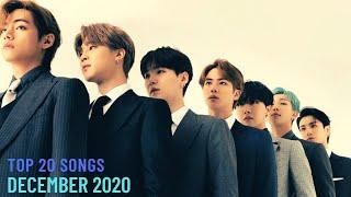 Top 20 Songs: December 2020 (12/05/2020) I Best Billboard Music Chart Hits