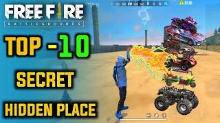 FREE FIRE TOP-10 SECRET