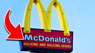 Top 10 McDonald's FACTS You Won't Believe Are Actually True