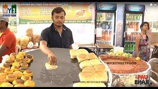 TOP 10 STREET FOODS IN INDIA 2020 | Food and travel TV