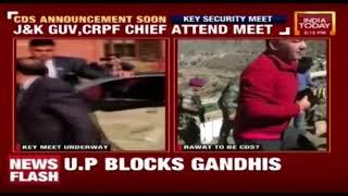 Key Security Meet : Home Minister Amit Shah Calls For High Meet, Army Chief In Attendance