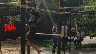 STREET WORKOUT & CALISTHENICS FAILS #10