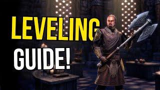 Ultimate ESO LEVELING Guide 2020 Edition! Top 5 Ways To Level From 1-50 In The Elder Scrolls Online