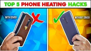Stop phone heating Like a Pro | Top 5 phone heating problem solution you must try it now | megaboiyt
