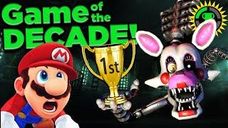 Game Theory: 2019 Game of the Year? More like Best Games of the DECADE!