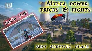 Mylta power Tips and Tricks Fights Fun | Best Survival Place Max Top 10 | Place 1 Mylta Power