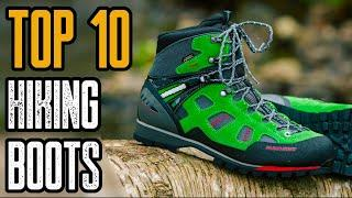 TOP 10 BEST HIKING BOOTS FOR MEN 2020