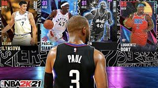 RANKING THE TOP 10 BUDGET CARDS IN NBA 2K21 MyTEAM!
