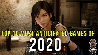 My Top 10 Most Anticipated Games Of 2020