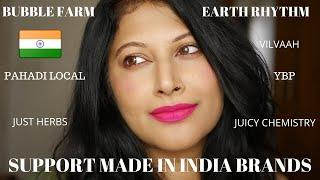 TOP 15 OUTSTANDING INDIAN SKINCARE BRANDS YOU MUST TRY ASAP! BEST MADE IN INDIA BRANDS 2020 PART 1