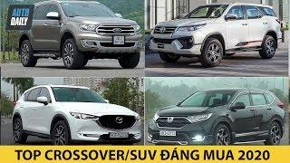 Top 6 ô tô SUV/Crossover ĐÁNG MUA năm 2020 - Giá từ 800 triệu đến 1,2 tỷ | Toplist