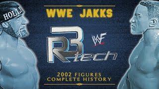 R3 TECH STILL RULES: Complete History of WWE R-3 Tech 2002 Figures by Jakks Pacific!