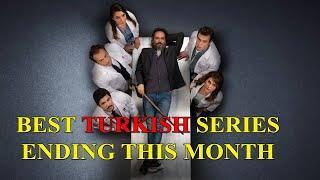Top 6 Superhit Turkish Series Ending This Month  -  Best Turkish Series 2021