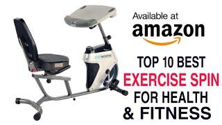 Best Exercise Bike 2020 - Top 10 Best Exercise Cycle For Your Health & Fitness