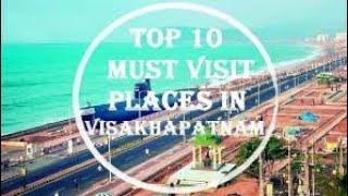 #vizag #vishkapatnam #touristplace vizag top 10 tourist place for visiting