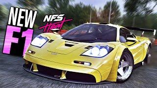 Need for Speed HEAT - NEW McLaren F1 Customization! (Black Market DLC)