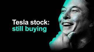 Tesla Stock Too Expensive? I'm Still Buying.
