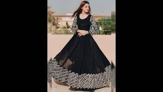 Top 10 Mirror Work Design Dresses ll Fashion95k Outfit Ideas ll