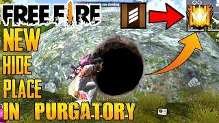 New Top 5 Hiding / Hidden places in Purgatory map Garena Free Fire by TAMIL FREE FIRE TRICKS