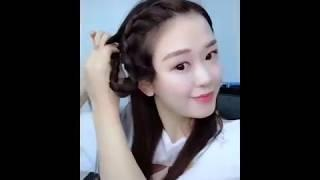 TOP 10 School Girls Braided Hairstyle Personalities for School Girls